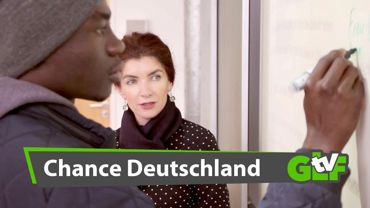 Chance Deutschland - Geflüchtete an der Robert-Gerwig-Schule Furtwangen